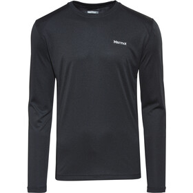 Marmot Windridge - Camiseta de manga larga Hombre - negro